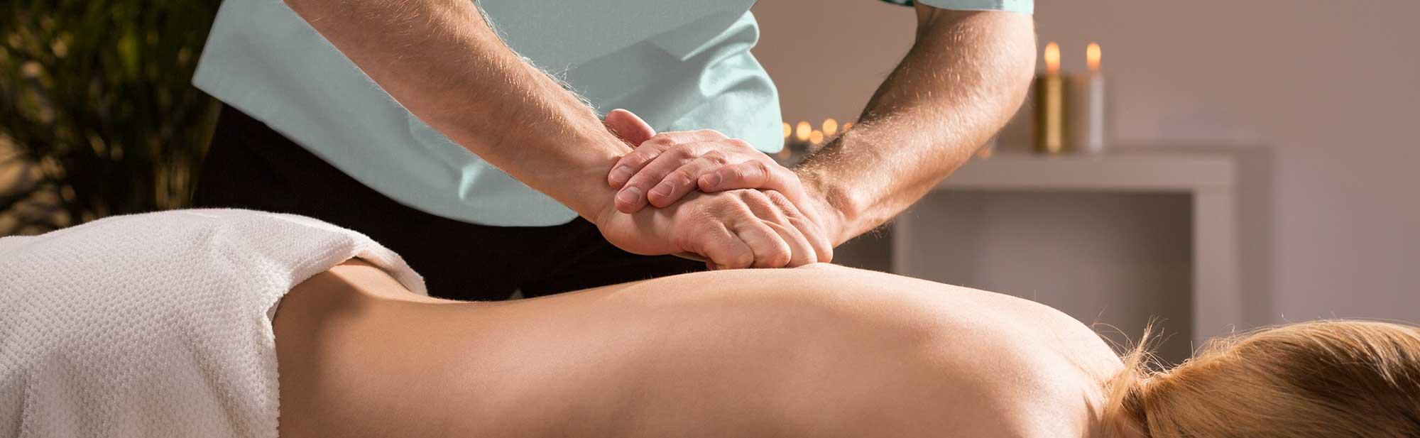 Massagen in der Praxis in Lachen SZ