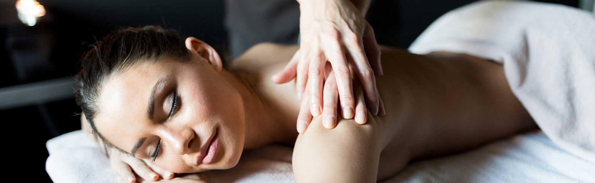 Massagen auch bei Ihnen Zuhause